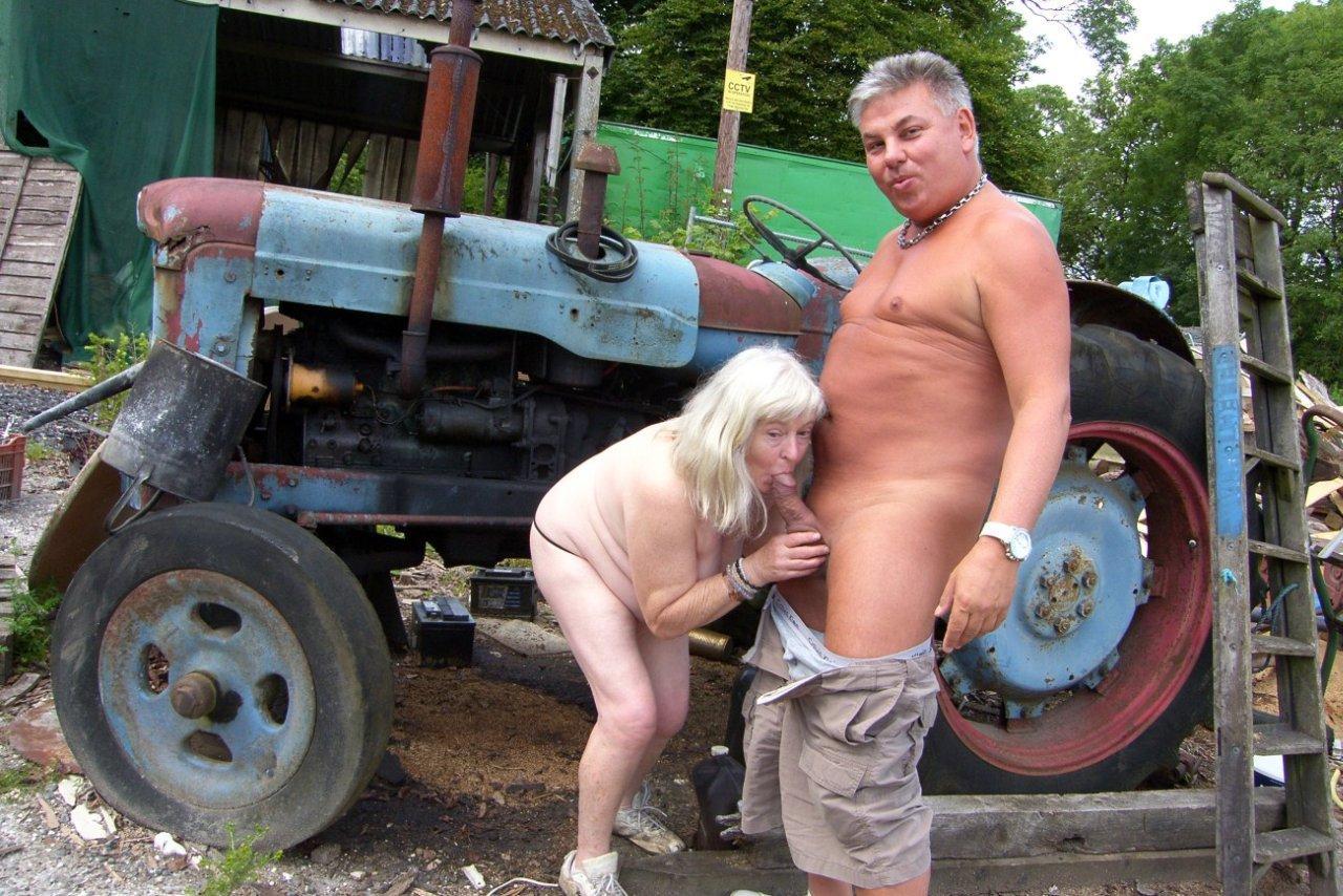 Farm Granny
