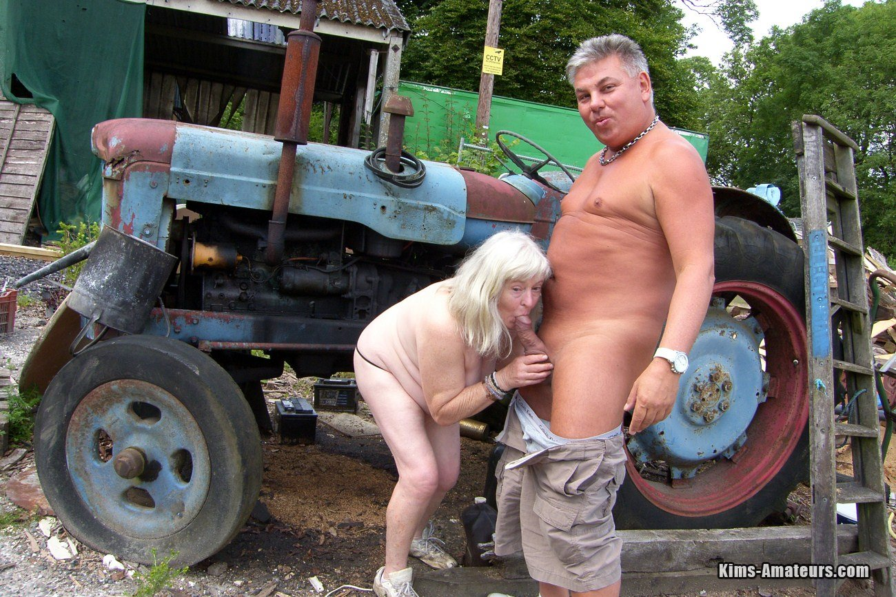 The amusing chubby granny amature tube the