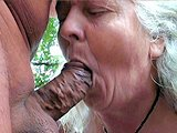 Mommy drunk sucking cock